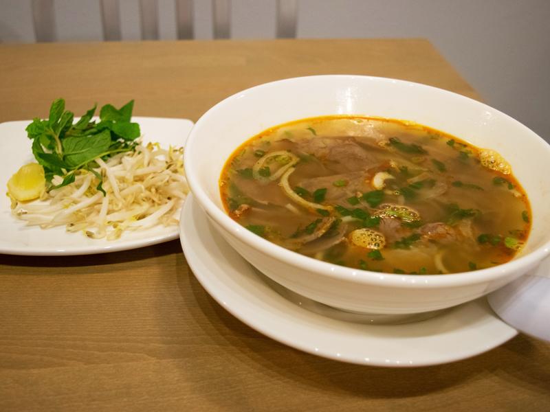 Bc Broken Rice Beef Spicy Noodle Soup