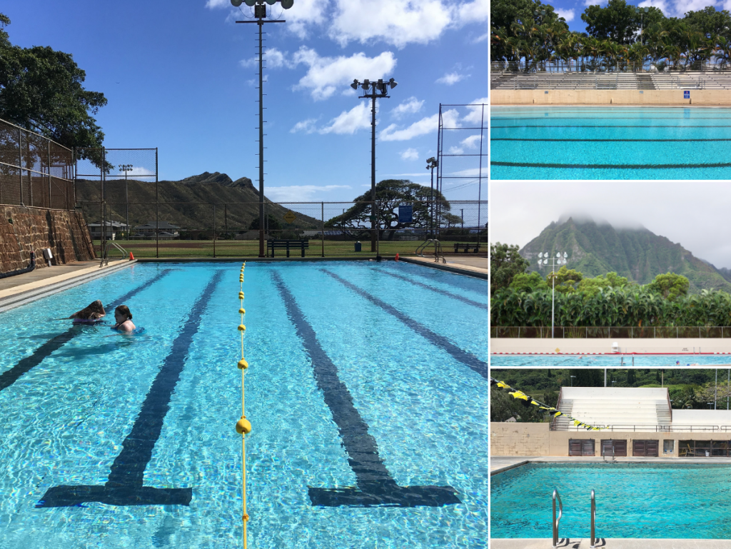 Best Of Honolulu 2019 Public Pools Cover Image