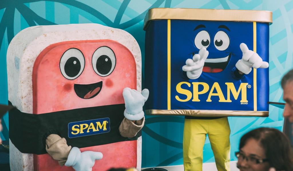 2018 Waikiki Spam Jam