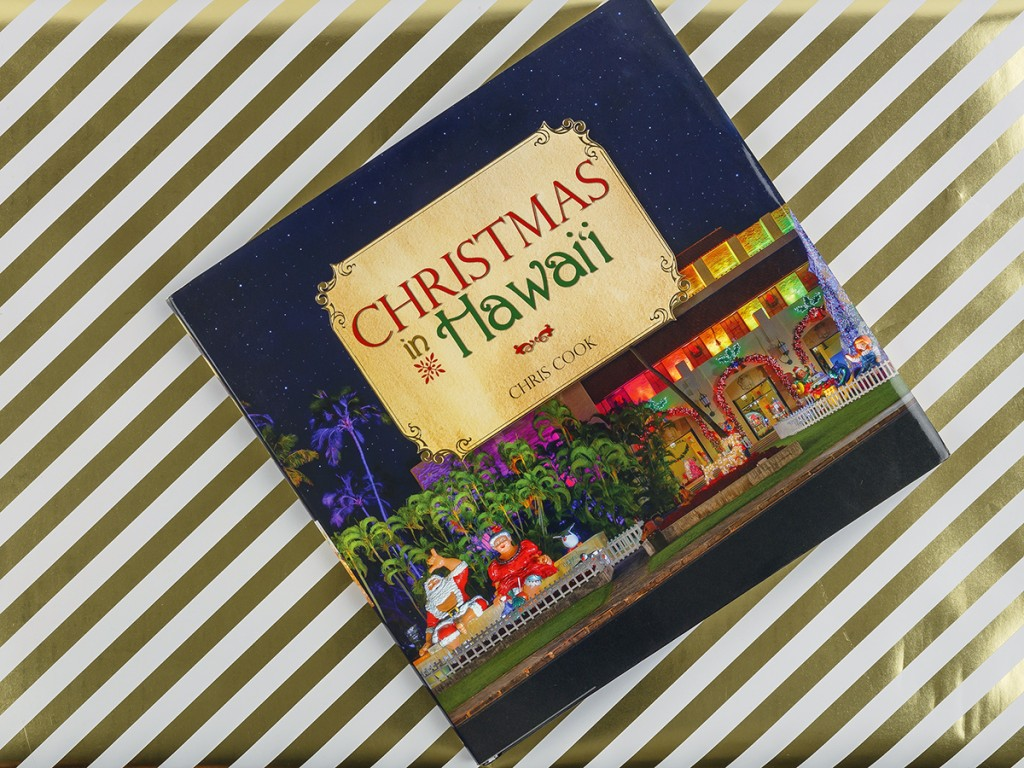 Honolulu Christmas Books Cover