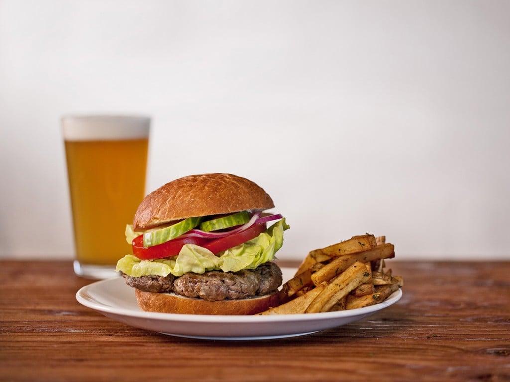 Merrimans Burger