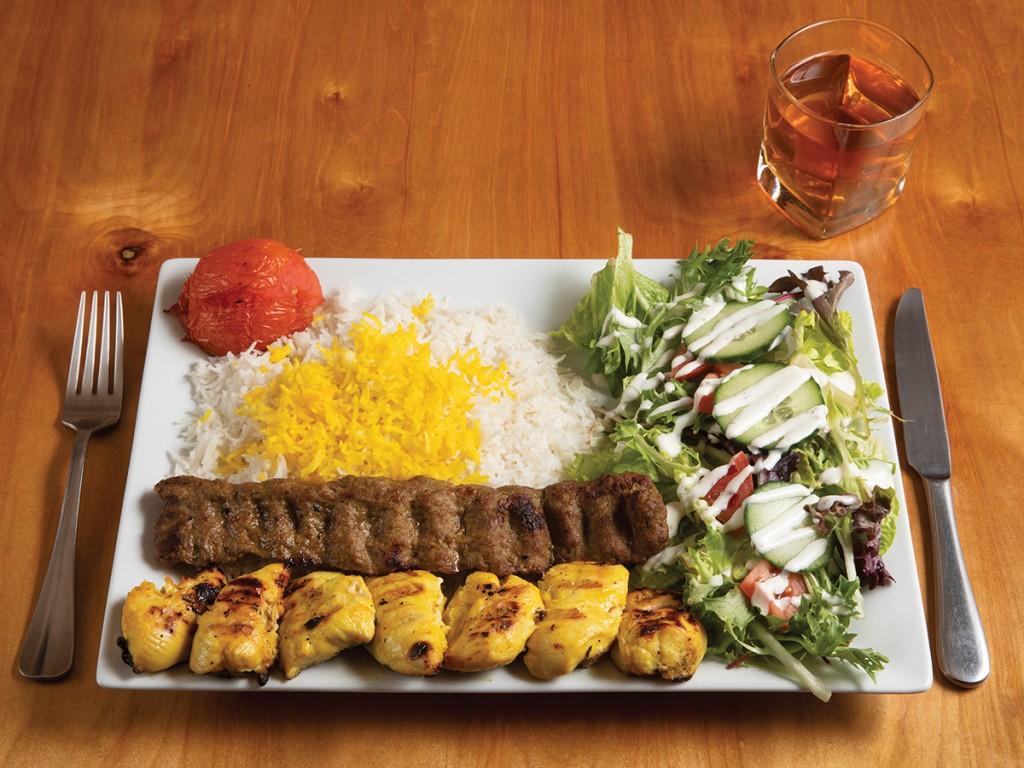 Bar Koko And Persian Restaurant Kebab