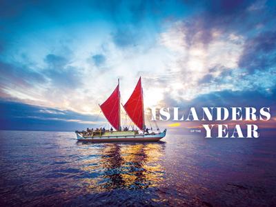 Islanders Of The Year Hokulea