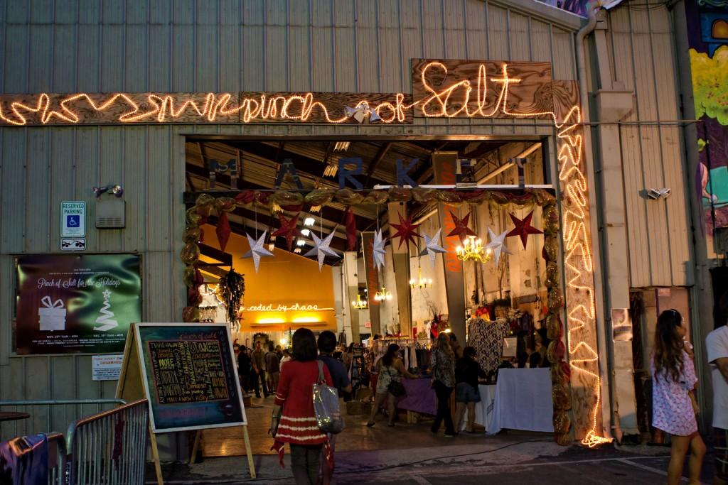Honolulu Night Market Pinch Of Salt