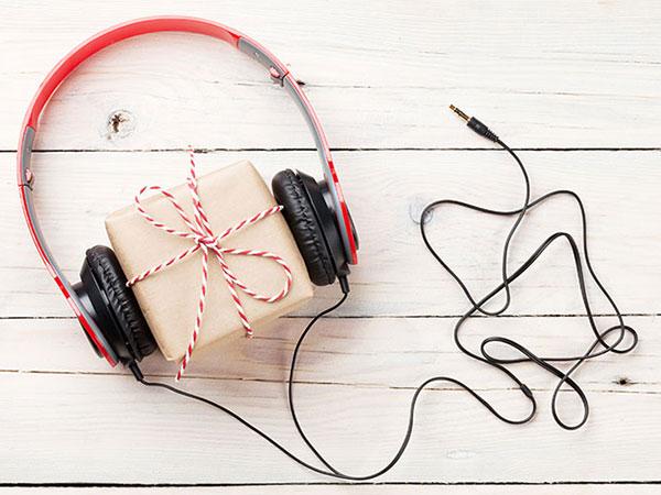 Audio Splash