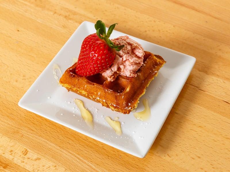 Brunchfest Cafe Kaila Waffle