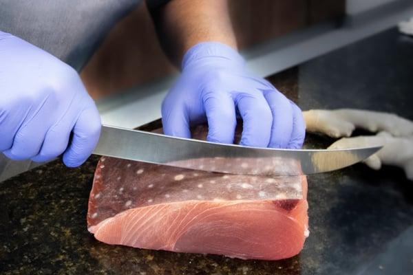 Fresh Island Fish Opah Opener