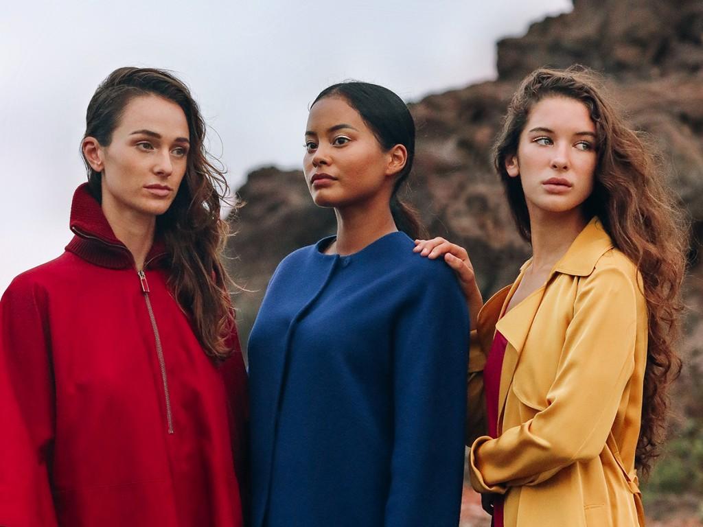 Winter Coats Hawaii Fashion Cover