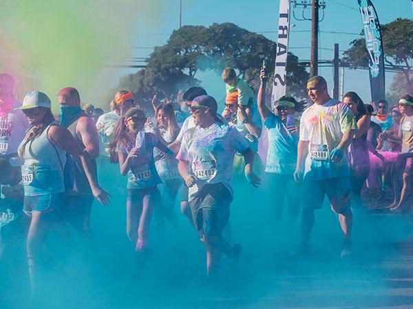 Color Vibe Run