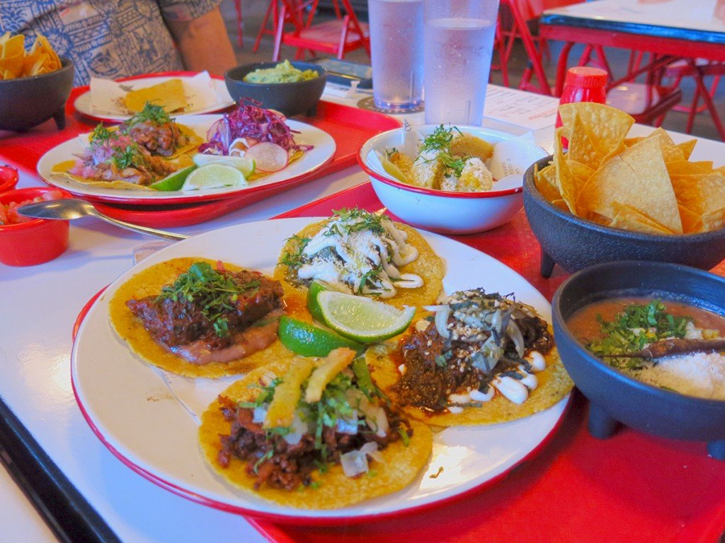 Taste Test We Tried Every Dish On The Menu At Taqueria El Gallo Rosa In Kailua Owner Overall Shot