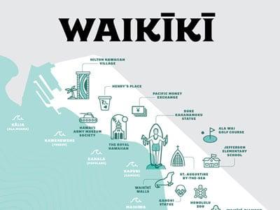 Our Waikiki Map1