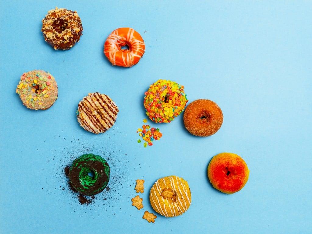 Purve Donut Shop Honolulu Doughnuts Cover