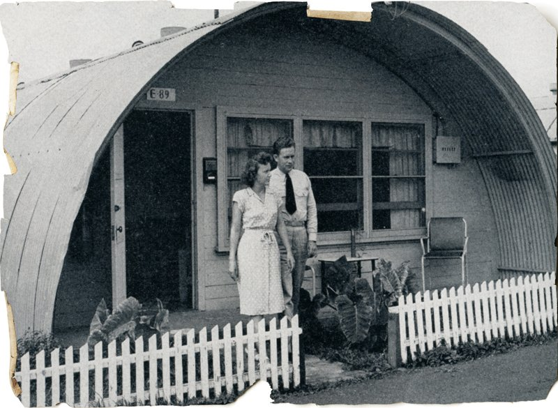 From Our Files 1947 Pearl Harbor Honeymoon Cottage