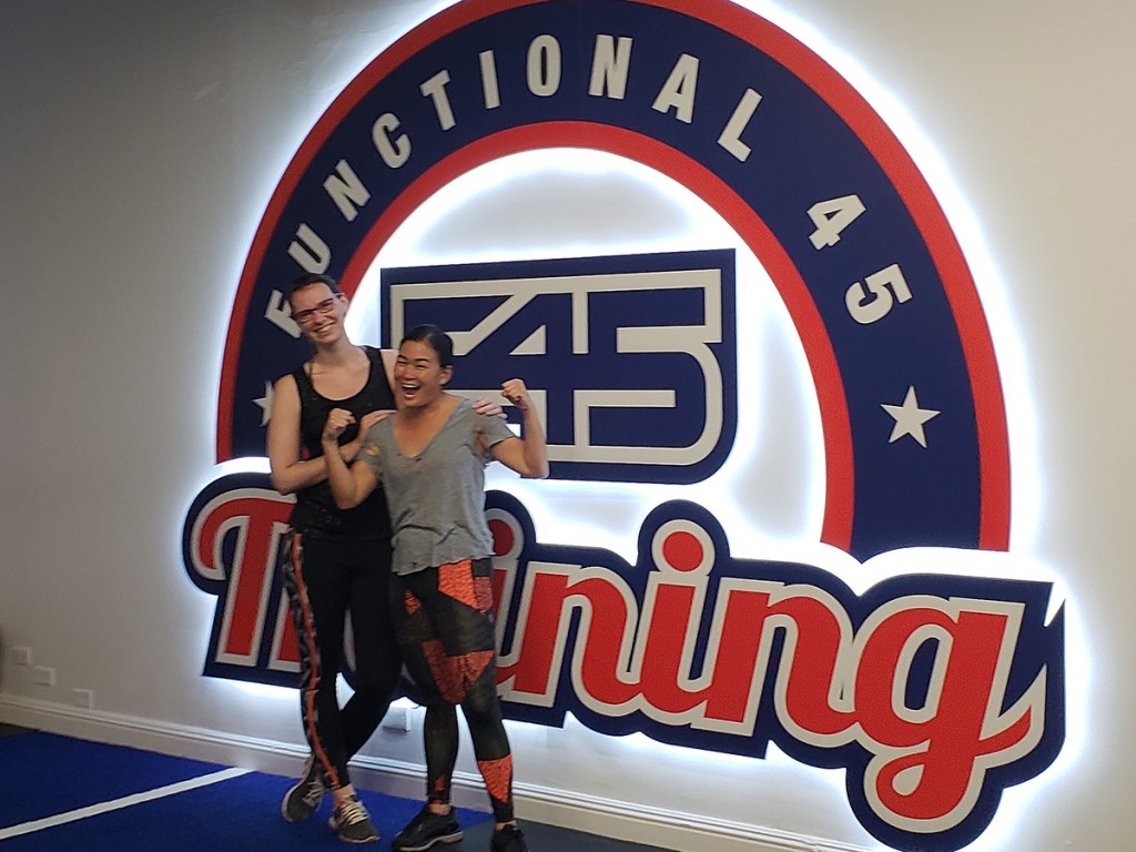 F45 Fitness We Tried It Review Honolulu Workout Gym Katrina Stacey