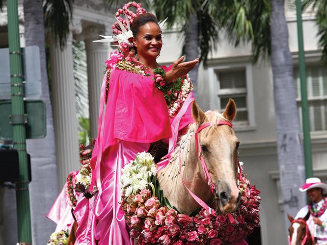 Floral Parade Pau