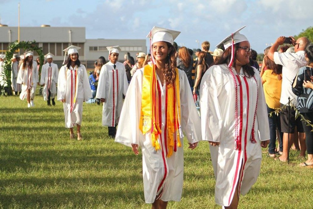 Hawaii Public School Graduation