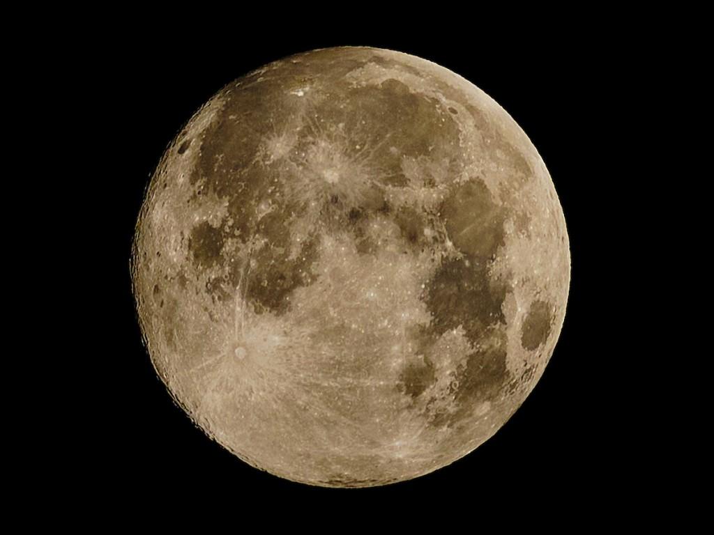 April 2020 Super Moon David Croxford Cover