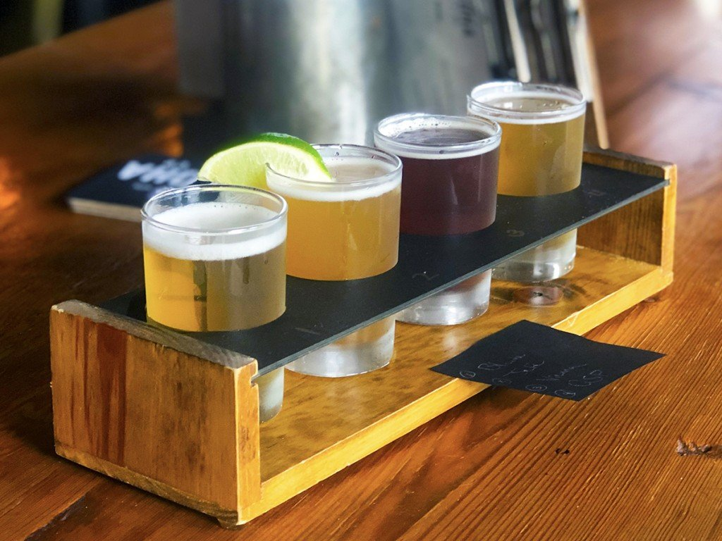 Ranked We Tried All The Beers At Aloha Beer Co Honolulu Cover