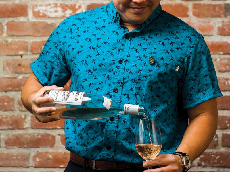 Next In Wine Chris Ramelb Opener
