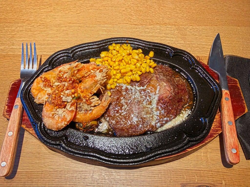 Aloha Steak House Waikiki Cover