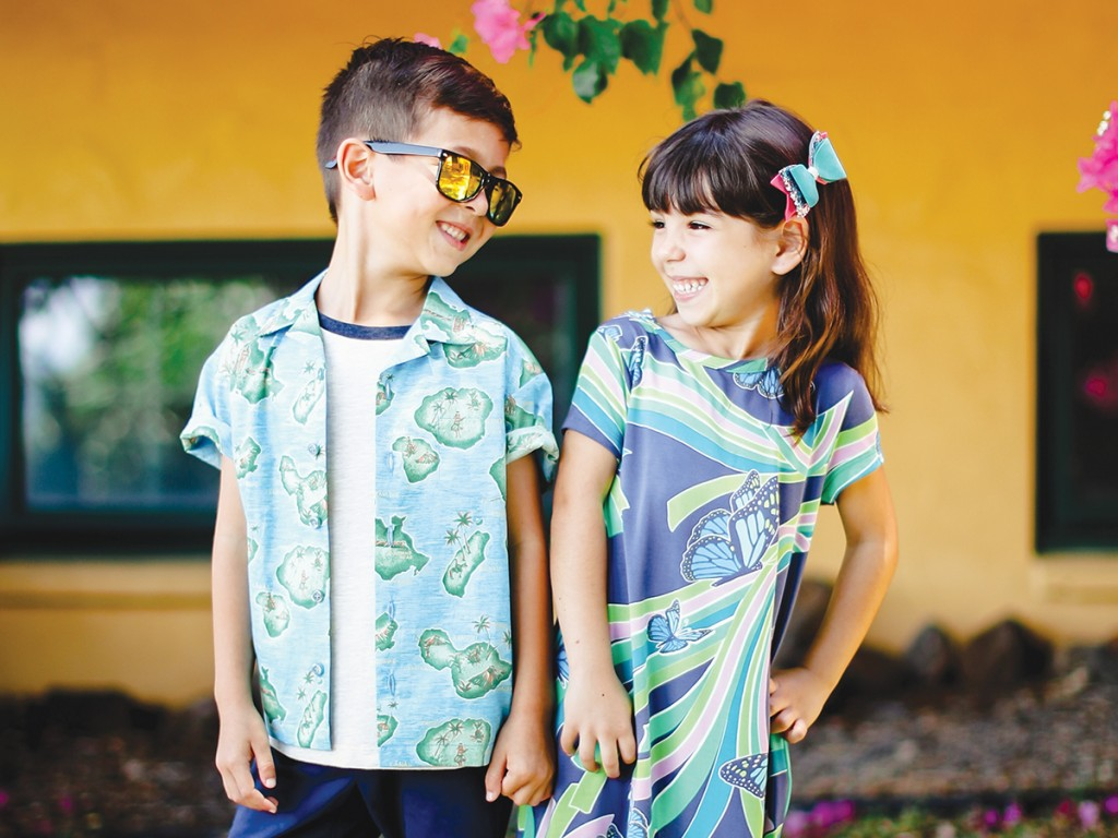 Tori Richard Kids Line Clothing