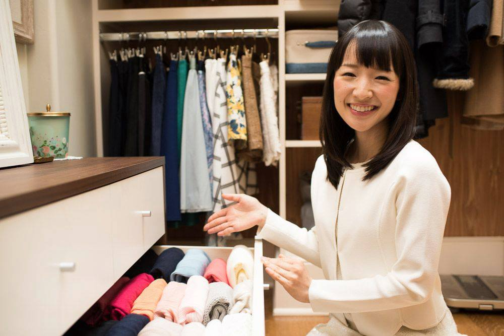 Netflix Marie Kondo Honolulu Tidy Up