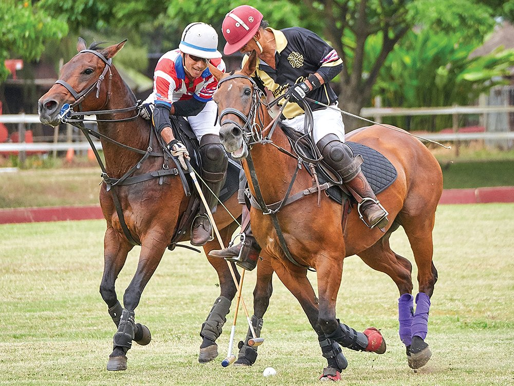 Honolulu Polo Club Oahu Sports Cover