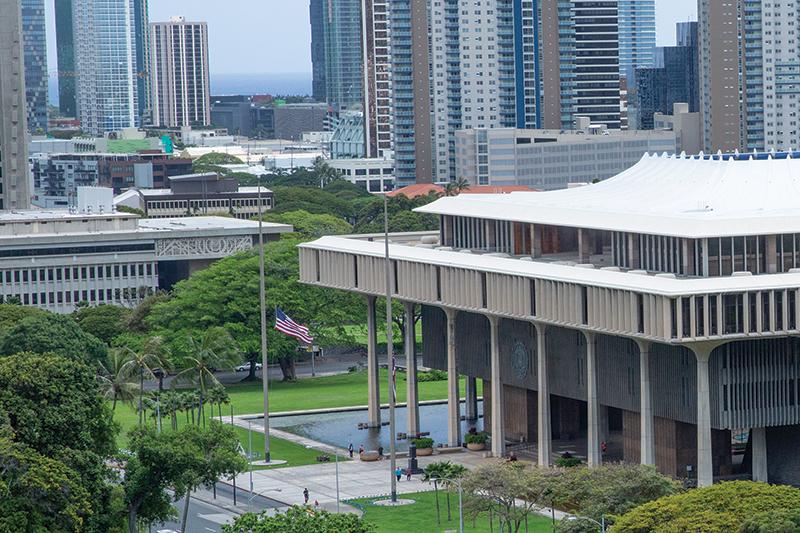 U S Senator Daniel Akaka Hawaii State Capitol