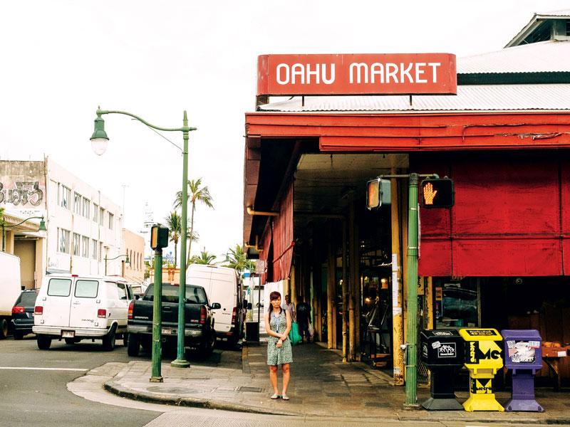 Chinatown Tour Oahu Market