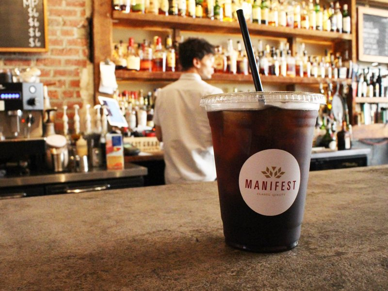 Cold Brew Coffee Manifest