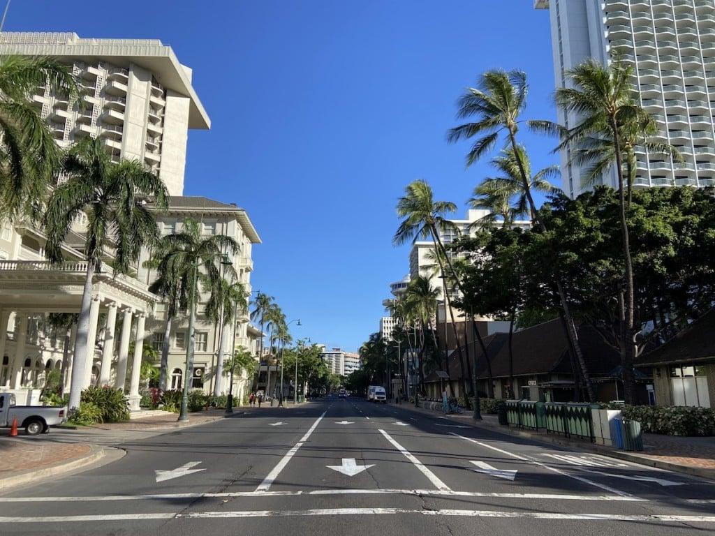 Waikiki Kalakaua