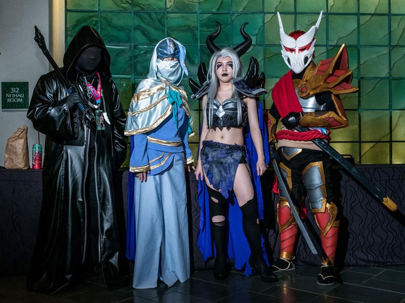 Kawaii Kon 2018 Anime Group