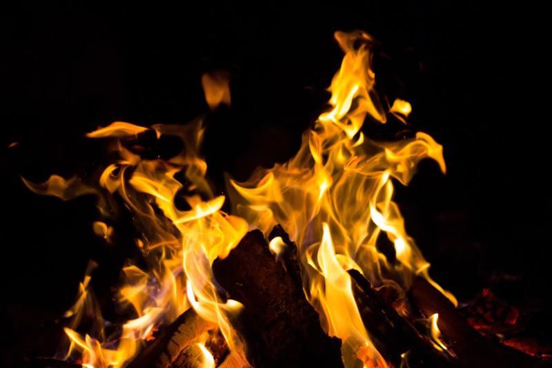 Halloween Stories Bonfire