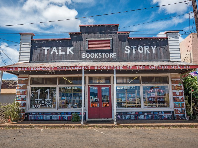 Kauai Guide Shopping Talk Story Bookstore