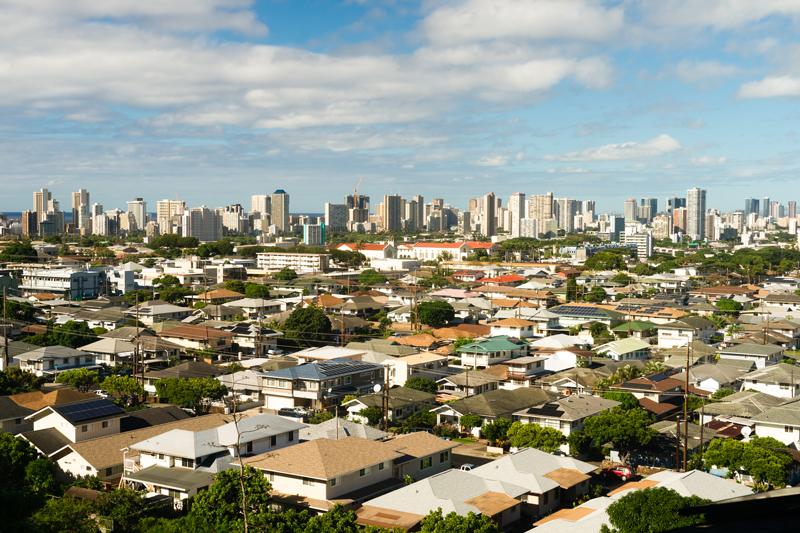 Honolulu Board Of Realtors City View