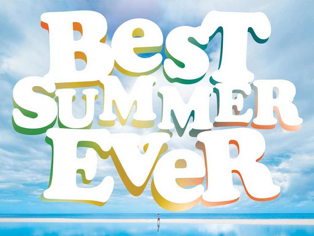 Best Summer Ever Honolulu Hawaii 2019 Cover