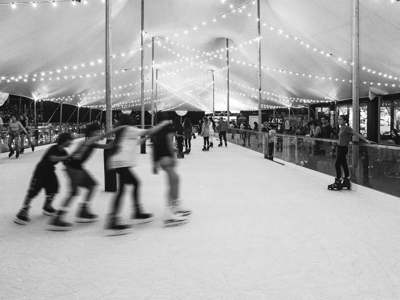 Jan Picks Ward Ice Rink