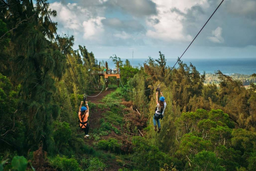 Climb Works Zipline Tours