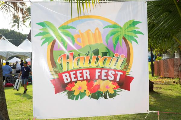 Hawaii Beer Fest Opener