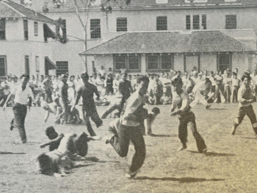 Barefoot Football Hawaiian History Cover
