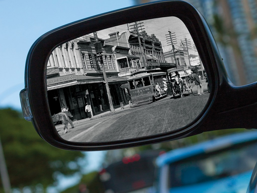 Then And Now History Honolulu Old Hawaii Cover