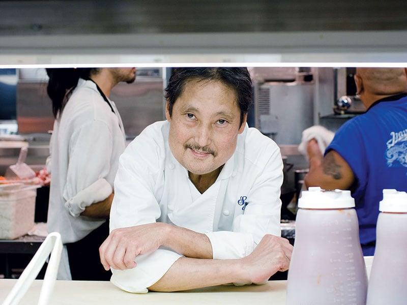 Colin Nishida Side Street Inn Profile