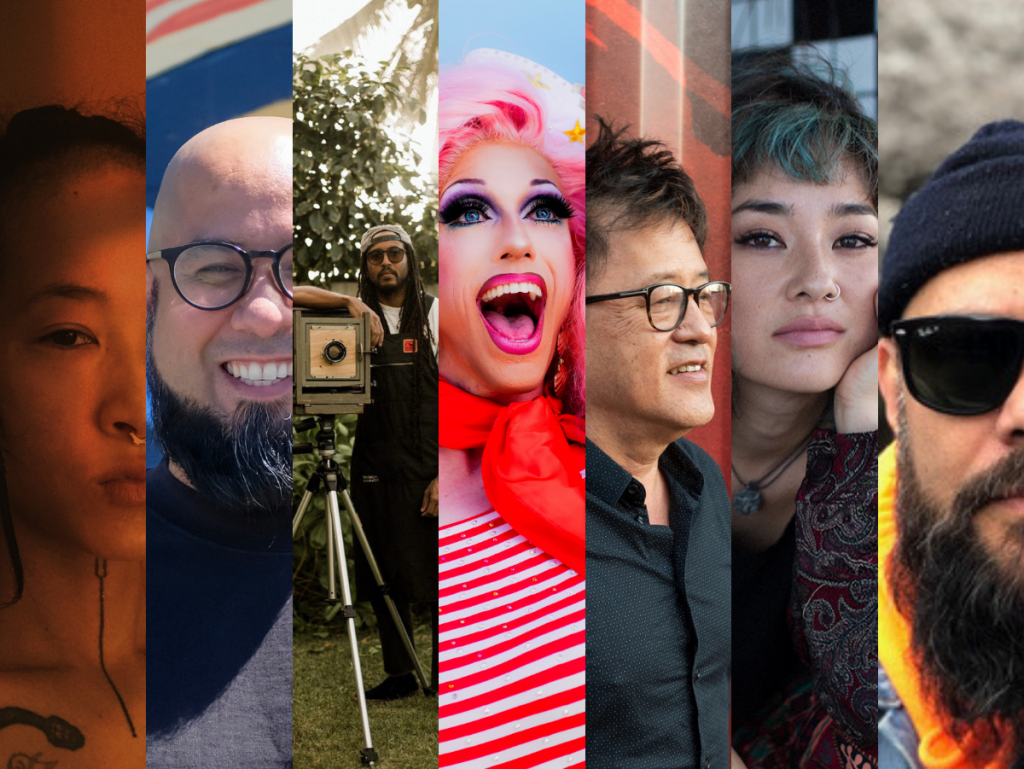 Learn About Identity From These 7 Artists At The Next Virtual Pechakucha Cover