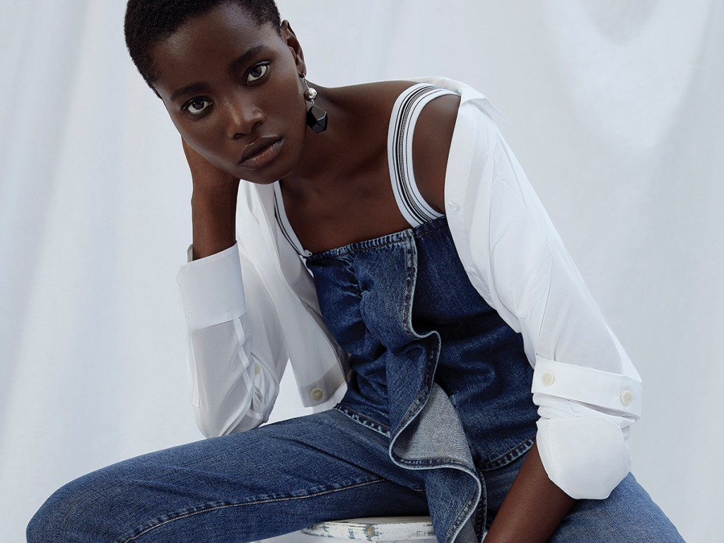 Max Mara Hawaii Only Denim Collection Cover