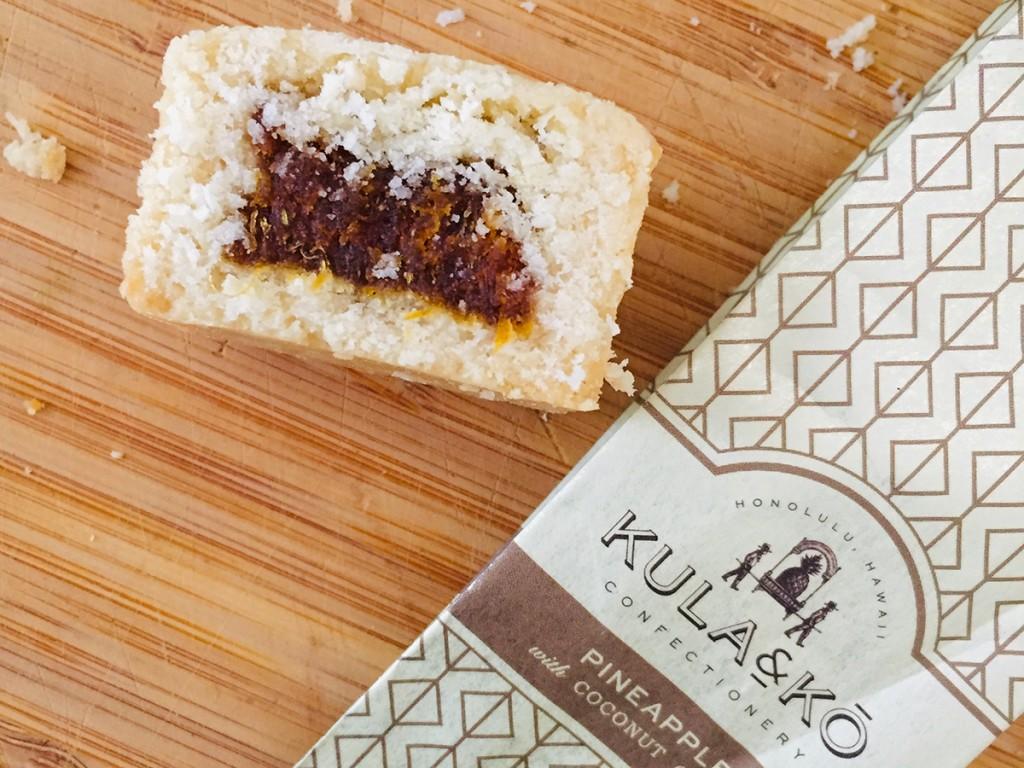 Find Honolulus Best Taiwanese Pineapple Cakes At Kula Ko Inside