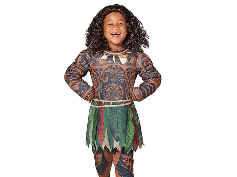 Disney Moana Halloween Costume Boy 1