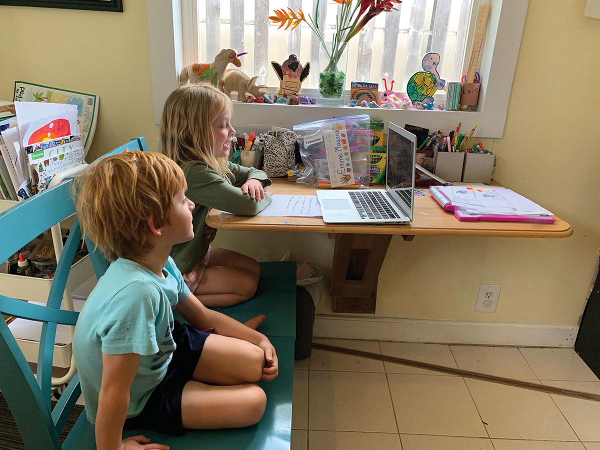 distance learning in hawaii schools