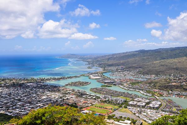 Locations Hawaii Kai