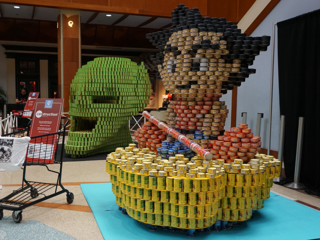 Canstruction Moves Into Khala Mall This October Cover