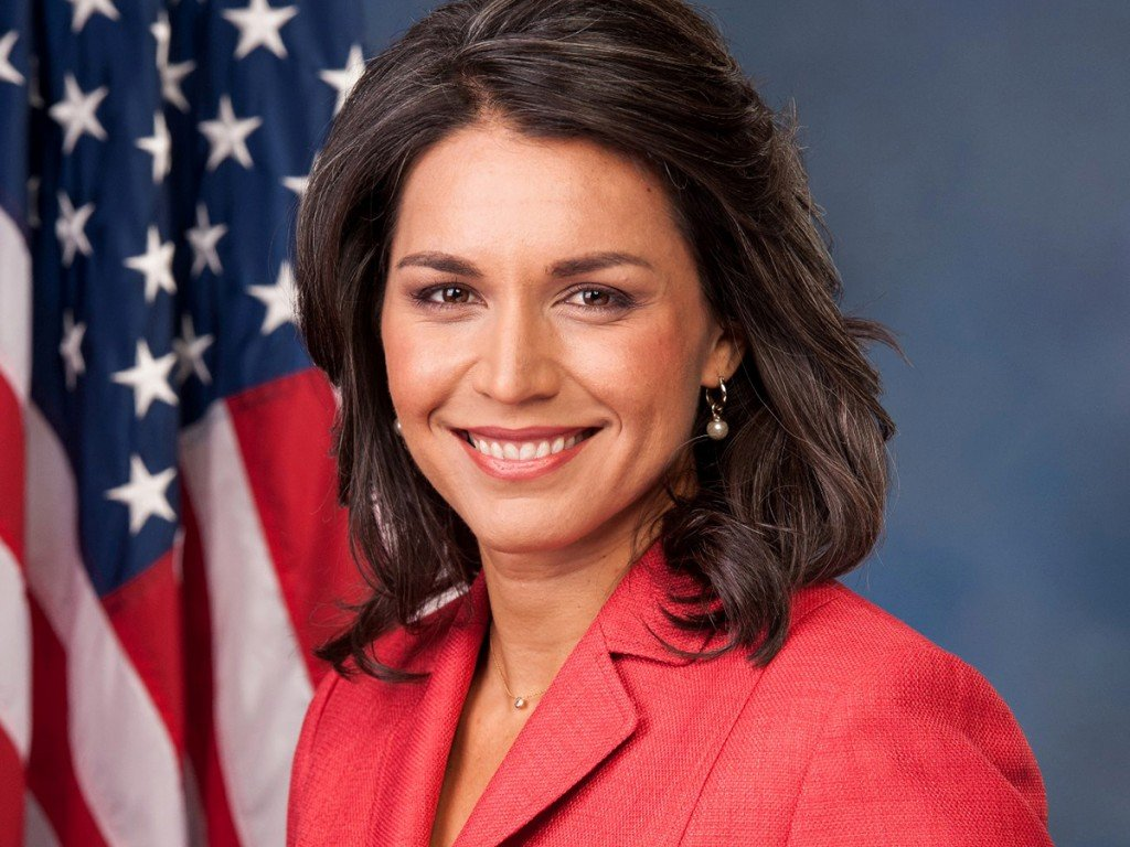 Tulsi Gabbard Official Portrait 113th Congress